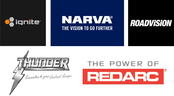 Frans Auto Electrical, ignite, thunder, narva, redarc, roadvision